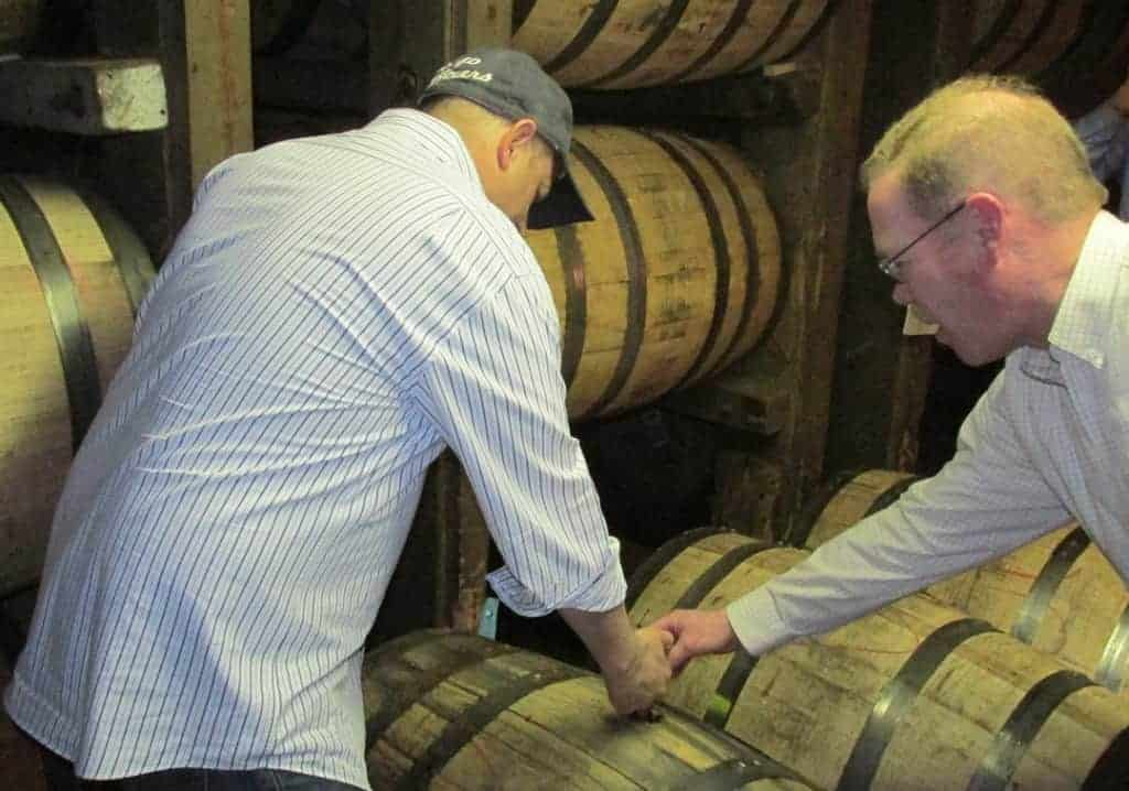 MGM Grand selects Woodford Reserve Double Oaked bourbon