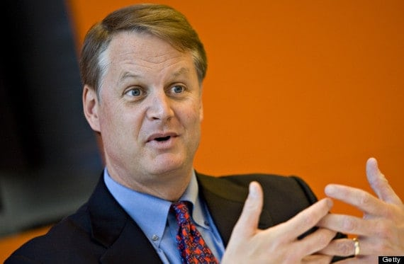 John Donahoe, president and chief executive officer of EBay