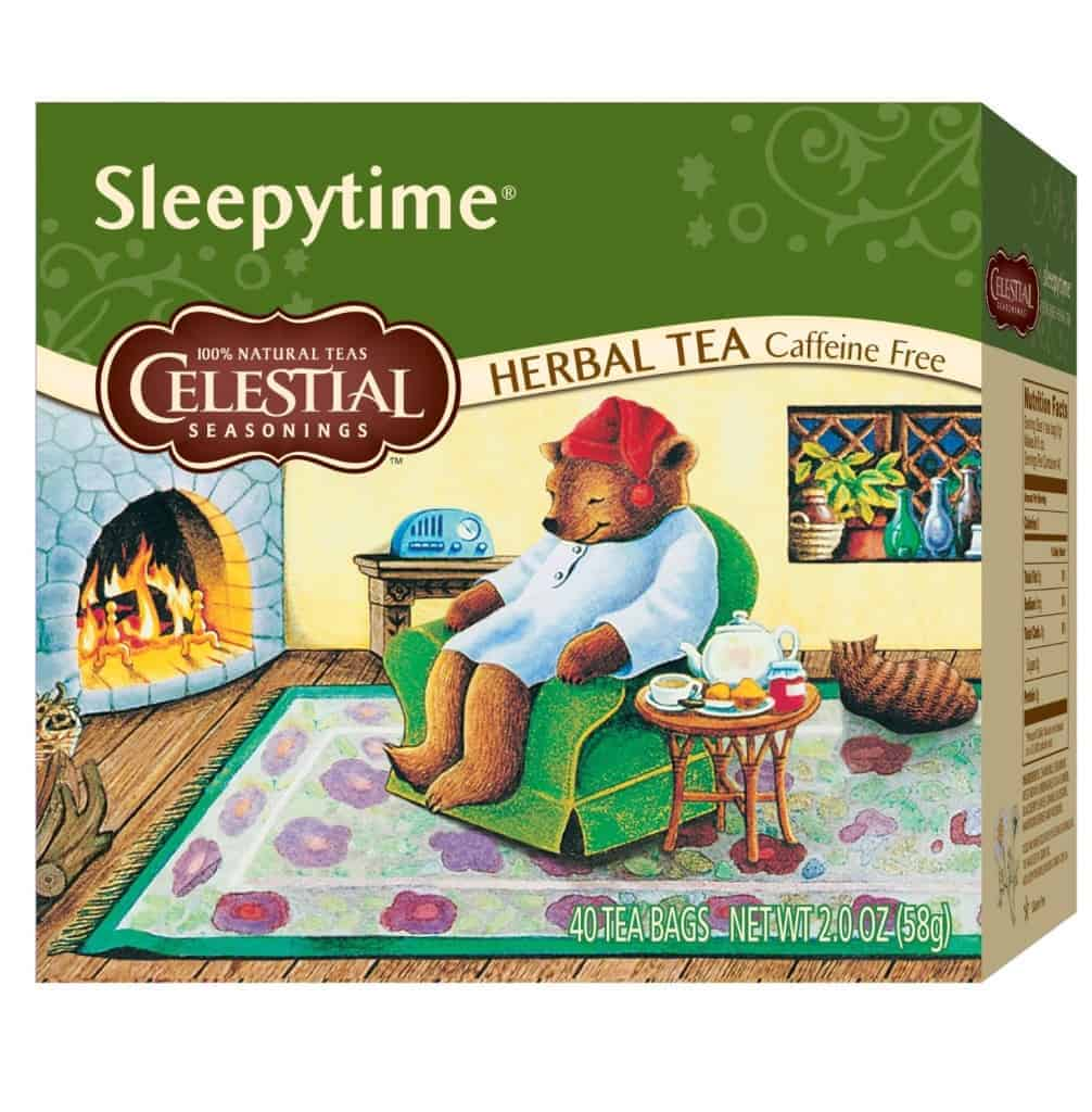 Celestial Seasoning Sleepytime