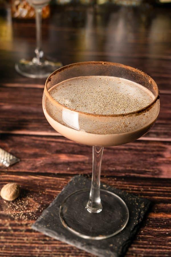 brandy alexander coctel