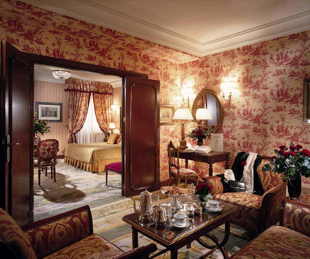 Junior Suite, Hotel Ritz Madrid