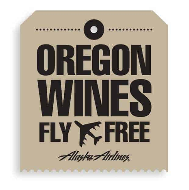 Oregon Wines Fly Free