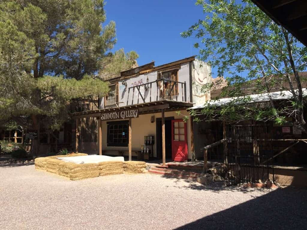 Bonnie Springs Ranch, Las Vegas, Nevada