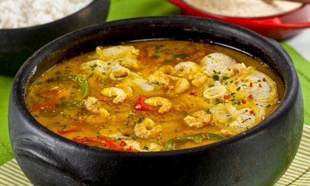 Moqueca de Peixe, cocina brasileña
