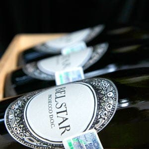 Belstar DOC Prosecco, Bisol Winery, Italy