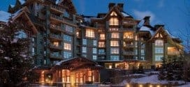 Four Seasons Resort Whistler, lujo y comodidad