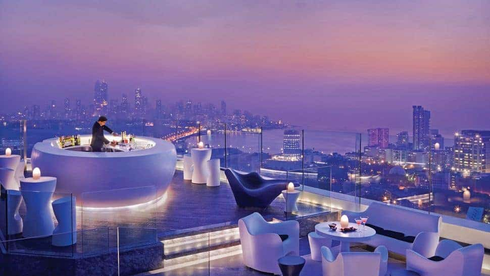 AER Terraza Bar and Lounge en Mumbai, India