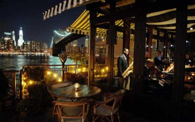 The River Café, Brooklyn, Nueva York