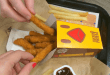 Chicken Fries , Burger King Mexico