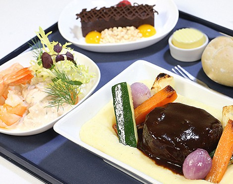 Gourmet Dining, British Airways