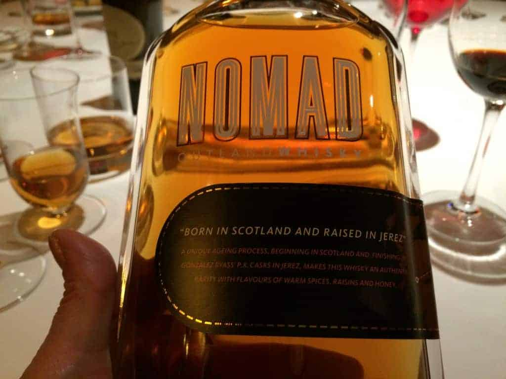 Nomad Outland Whisky, Gonzalez Byass