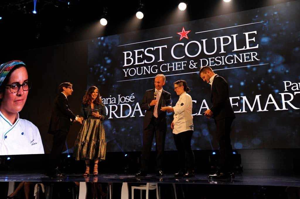 Best Chef Designer Voted by Guests