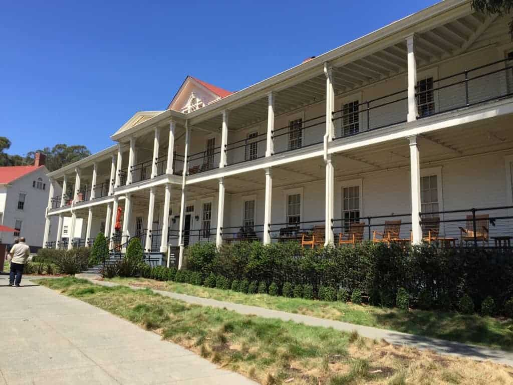 Cavallo Point Lodge, San Francisco, California