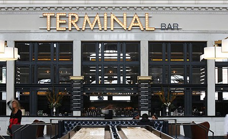 Terminal Bar, Denver, Colorado