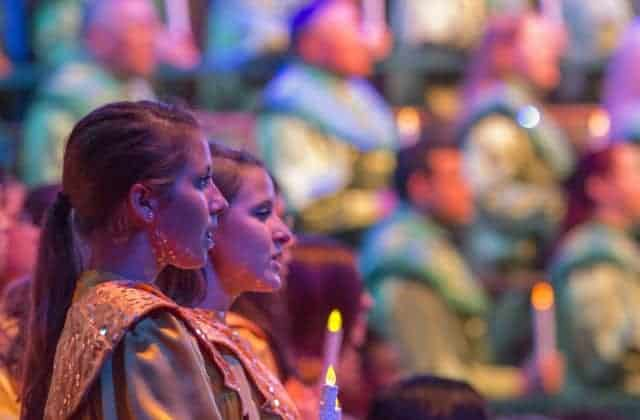 Candlelight Processional, Epcot