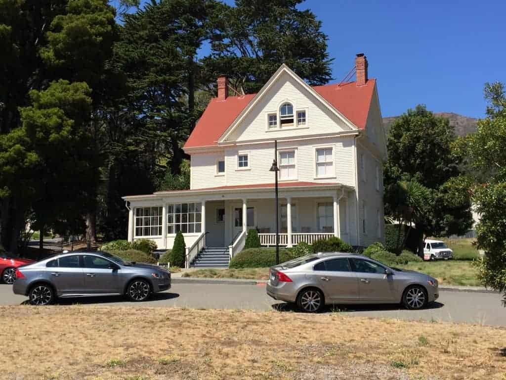 Cavallo Point Lodge, Sausalito, California