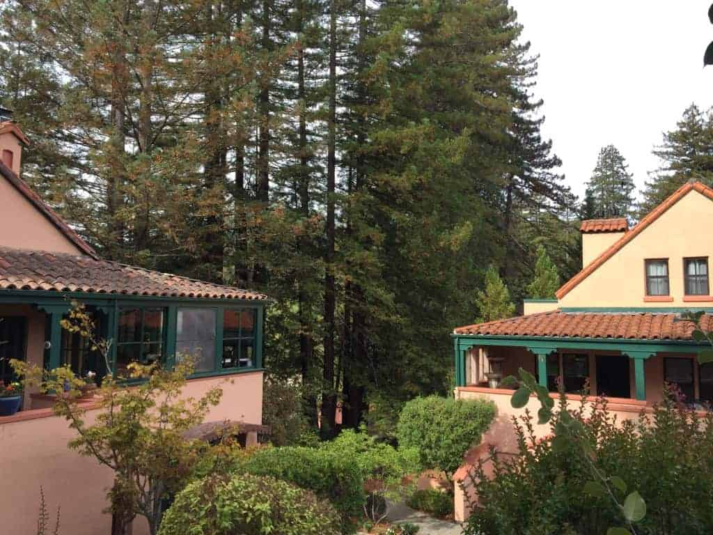 Applewood Inn, Sonoma, California
