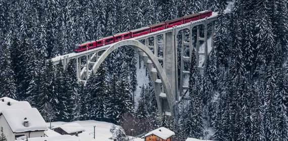 Langwies, Suiza