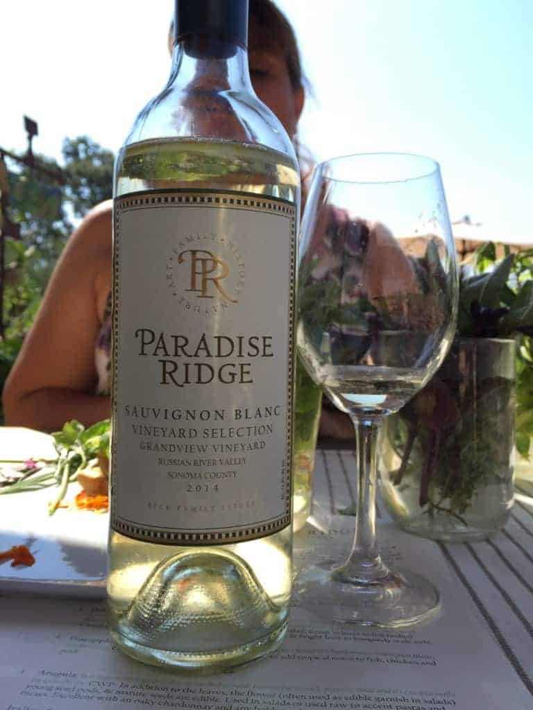 Paradise Ridge Winery, Sonoma Valley, California
