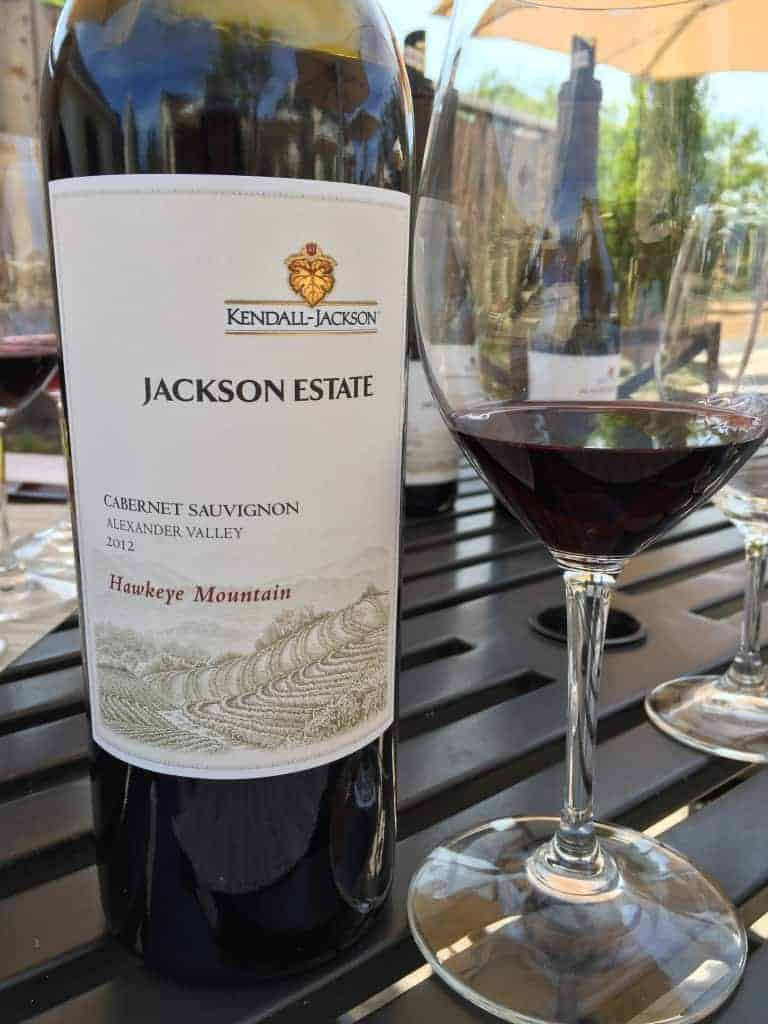 Kendall Jackson Winery, Sonoma, California