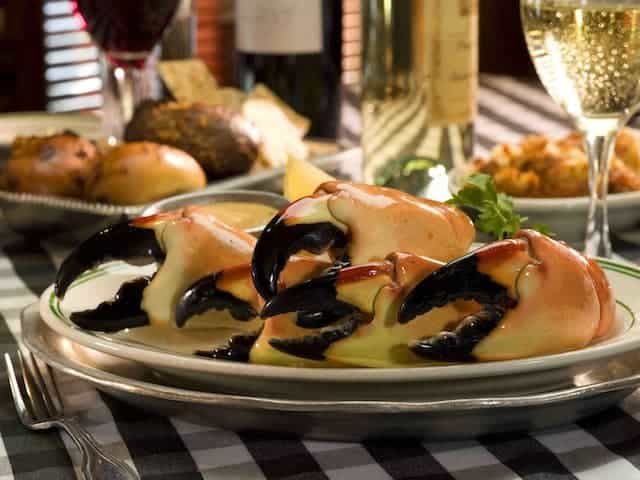 Joe´s Stone Crab Miami Beach