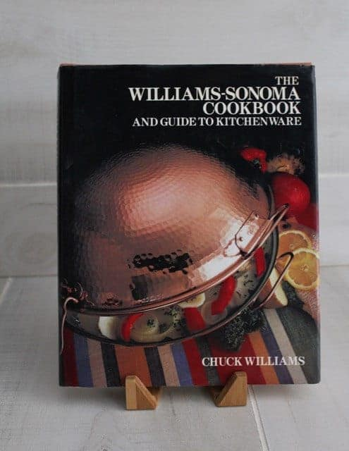 The Williams-Sonoma Cookbook and Guide to Kitchenware 1