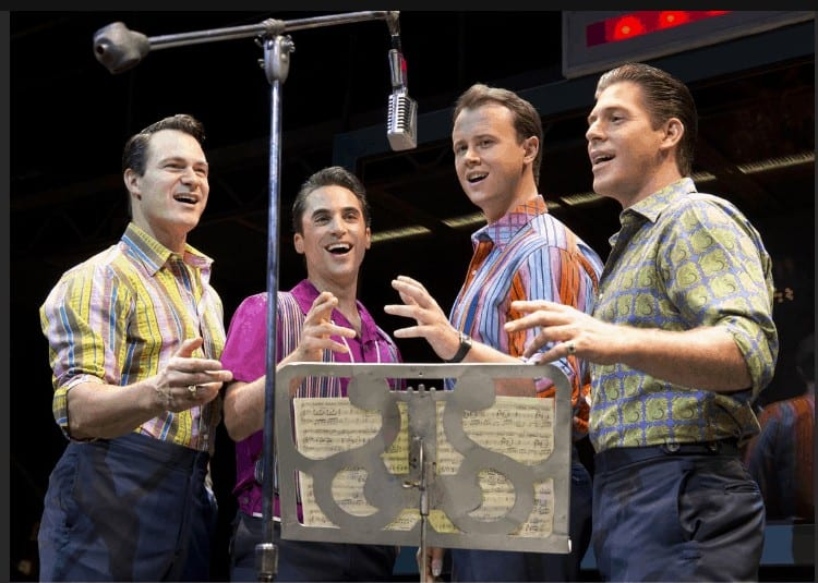 Jersey Boys, Broadway Collection, New York