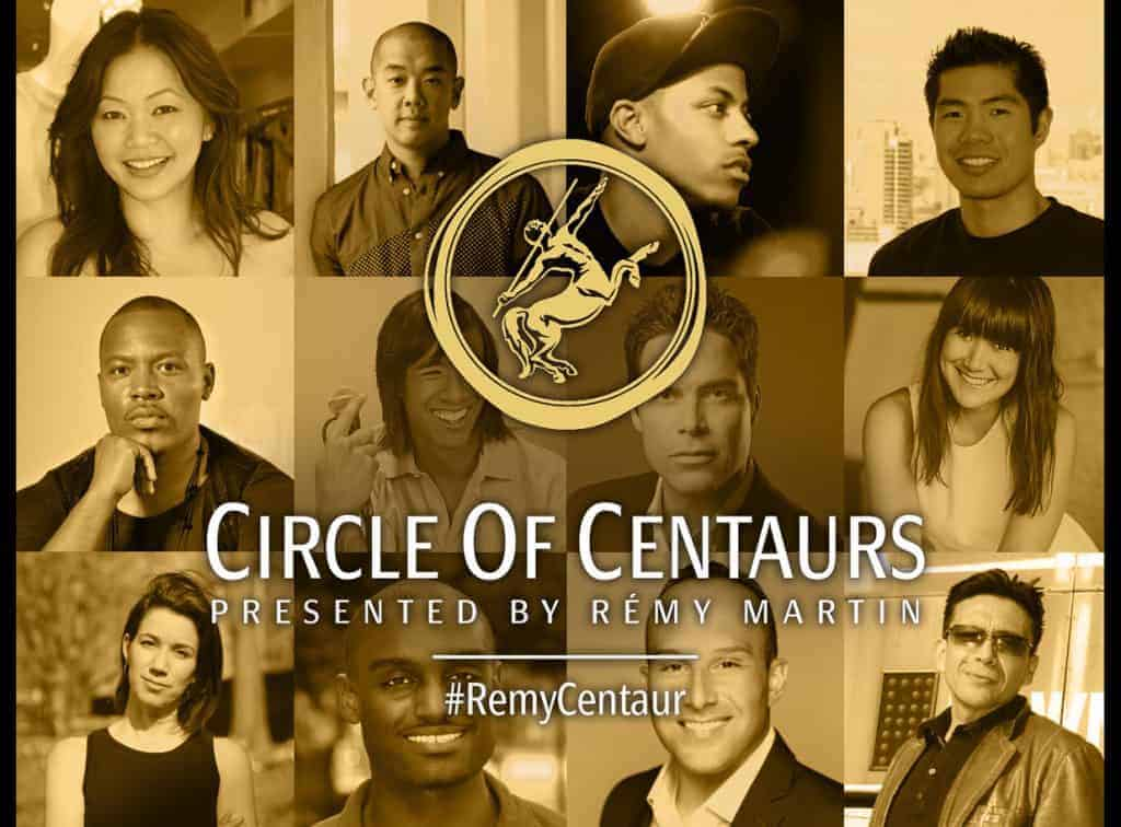 Circle of Centaurs, Remy Martin