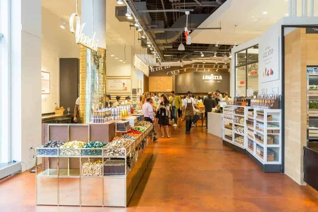 Eataly Downtown NYc 4WTC, VIP opening - Photos by Pablo Enriquez