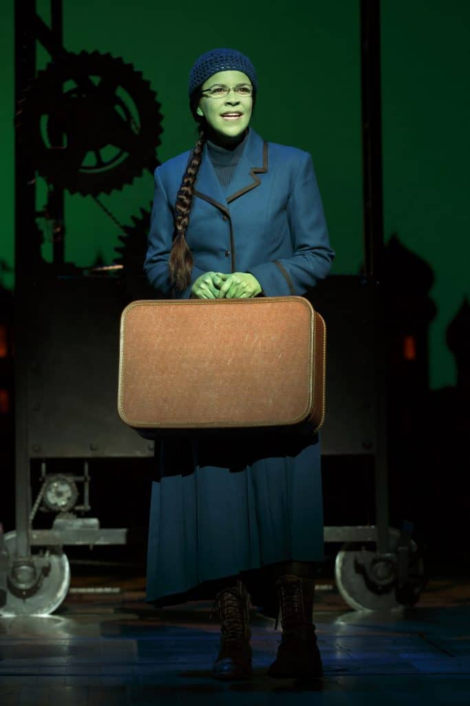 Wicked, Musical de Broadway, Gershwin Theatre