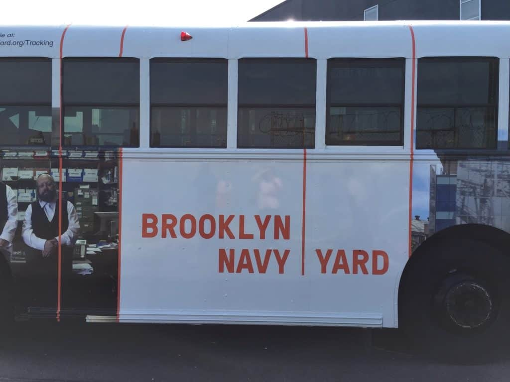 Brooklyn Navy Yard, Brooklyn