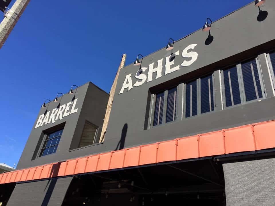 Barrel and Ashes, Los Angeles