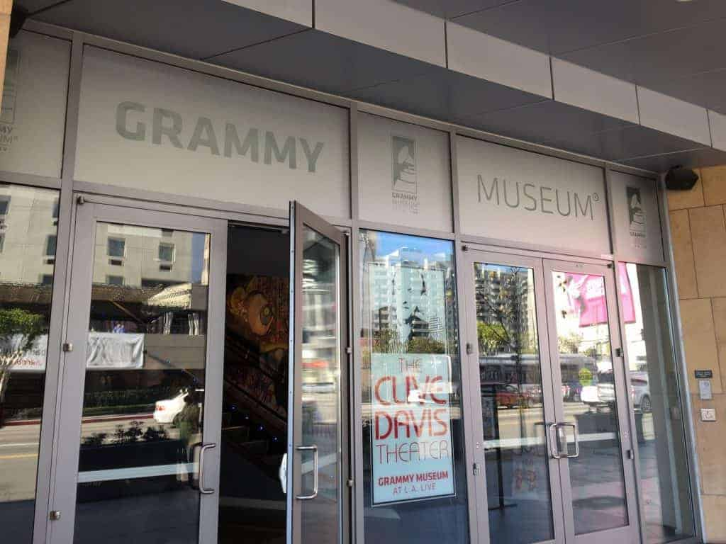Grammy Museum, Los Angeles