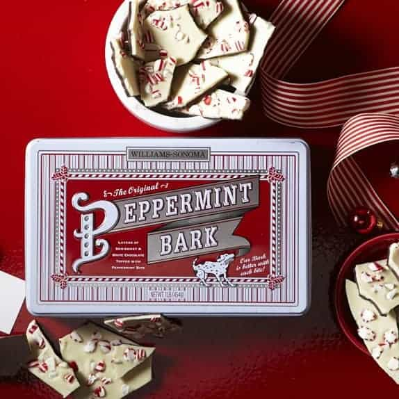 Peppermint Bark, Williams Sonoma México