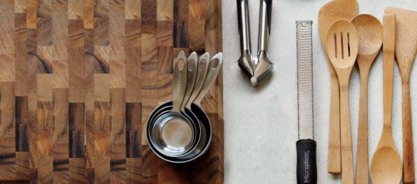 basic kitchen utensils