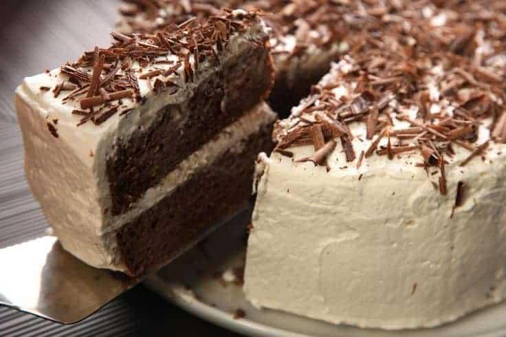 Receta de Pastel de Tres Leches con Ron y Chocolate