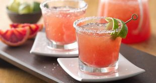 Receta de Margarita Blood Orange