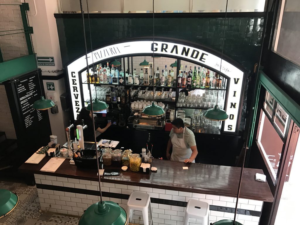 Pizzeria Grande Polanco