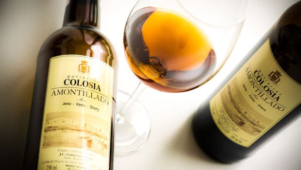 Amontillado Solera Familiar Gutiérrez Colosía