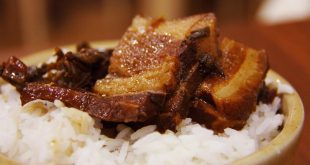 Pork Belly con Soya