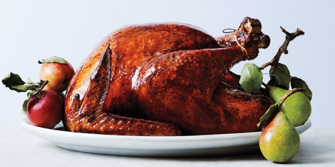 Glazed Turkey
