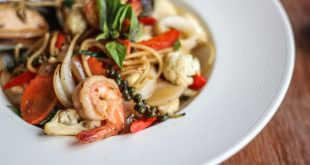 Linguine with Shrimp and Mussels