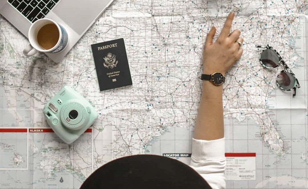 regalos para personas que aman viajar