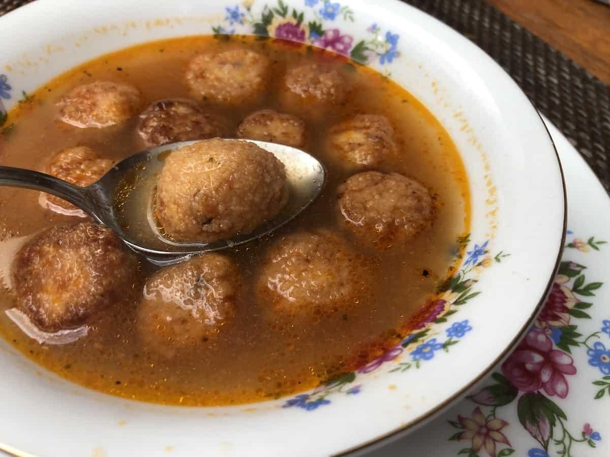 Sopa de Canicas, Los Sabores de México y el Mundo ©