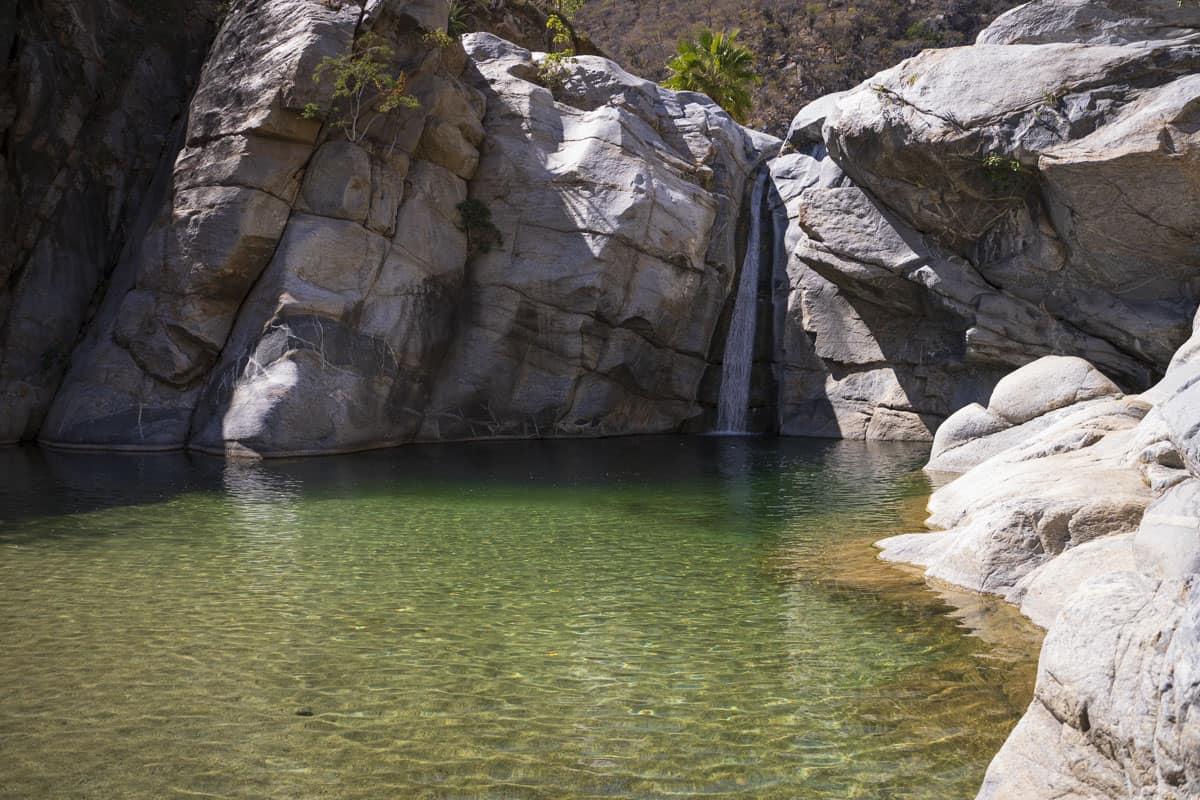 Cañon de la Zorra, Baja California Sur, Los Cabos