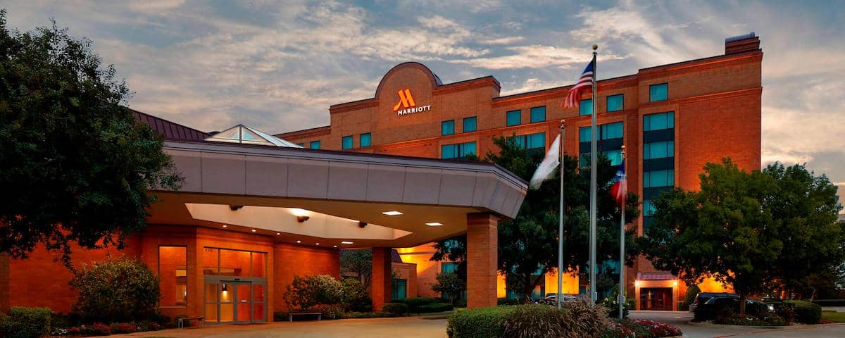 Marriott DFW Airport South Fort Worth