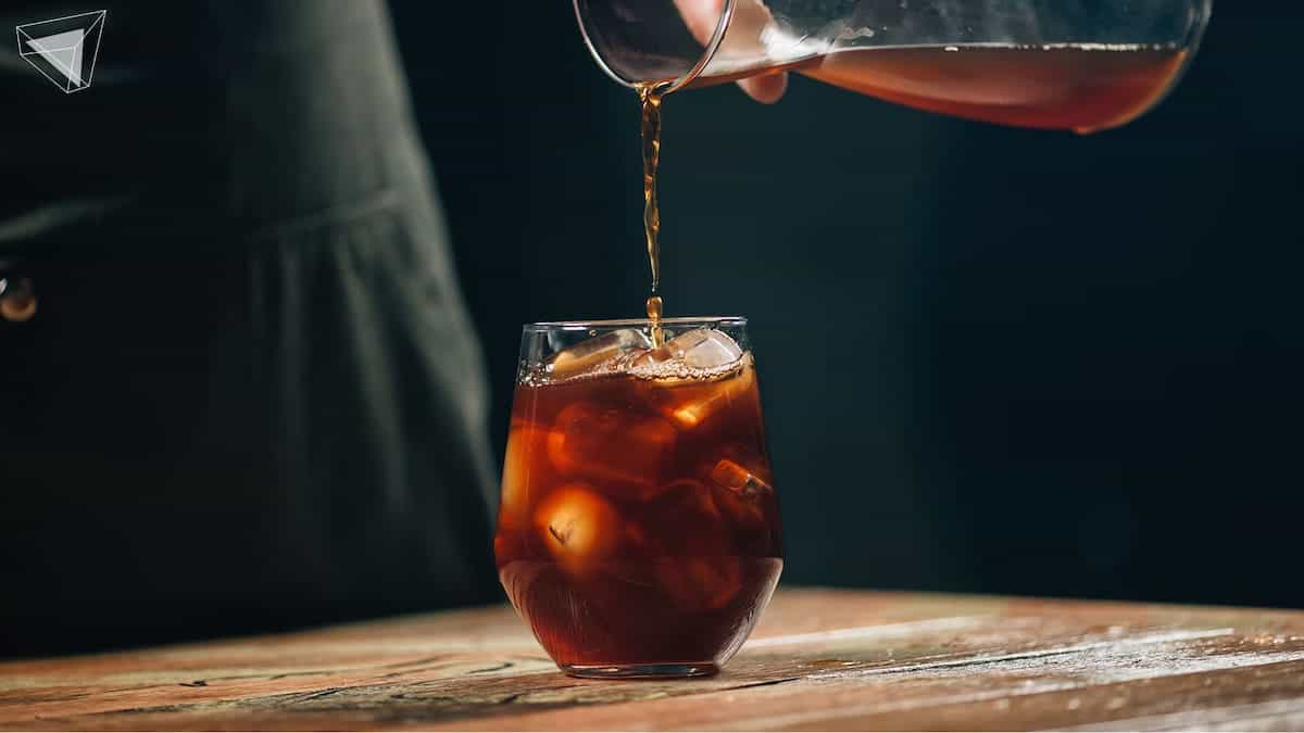 cold brewed vs café regular